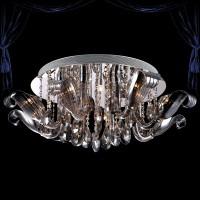 Люстра 31120 Linsey хромдымчатый хрусталь LED G4