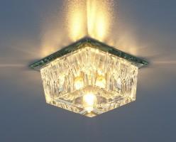 Светильник 121 G9 прозрачный (Clear)