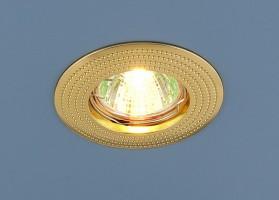 Светильник 601 MR16 золото