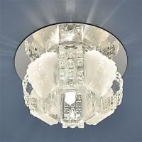 Светильник 833 G4 прозрачныйматовый
