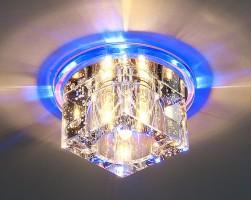 Светильник HS-N4S синий (BL) SC