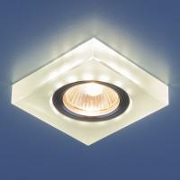 Точечный светильник 6063 MR16 белый