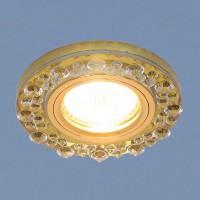 Точечный светильник 8260 MR16 зеркальныйзолото