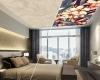 Натяжной потолок с эффектом Twin ART Vision
